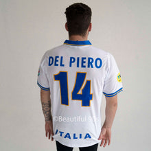 Load image into Gallery viewer, 1996-1997 Italy Euros away replica retro football shirt