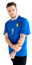 Load image into Gallery viewer, 2003-2004 Italy home replica retro football shirt