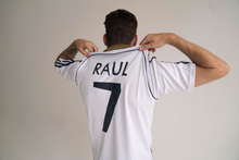 Load image into Gallery viewer, 1998-2000 Madrid retro replica football shirt