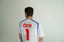 Load image into Gallery viewer, 2004 Czech Republic Euro Euros away retro replica football shirt