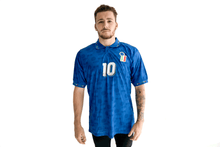 Load image into Gallery viewer, 1994 World Cup Italy home replica retro football shirt
