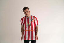 Load image into Gallery viewer, 2004 Atletico Madrid home replica retro football shirt