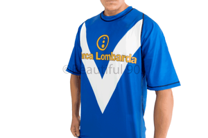 2003-2004 Brescia home short retro replica football shirt