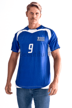 Load image into Gallery viewer, 2004 Greece home retro replica football shirt