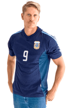 Load image into Gallery viewer, 2002 Argentina away replica retro football shirt