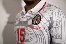 Load image into Gallery viewer, 1998 Mexico away replica retro football shirt