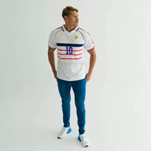 Load image into Gallery viewer, 1998 France away replica retro football shirt