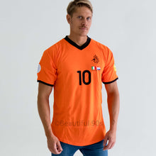 Load image into Gallery viewer, 2000 Holland home retro replica football shirt
