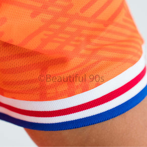 1992-1994 Holland Netherlands home retro replica football shirt