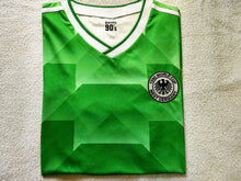 Load image into Gallery viewer, 1990 West Germany Away replica retro football shirt