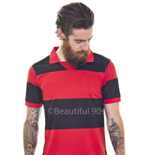 Load image into Gallery viewer, 1982 Flamengo replica retro football shirt