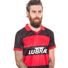 Load image into Gallery viewer, 1990 Flamengo replica retro football shirt