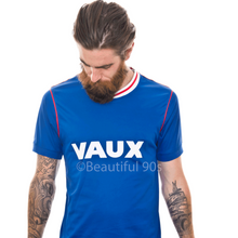 Load image into Gallery viewer, 1990 Sunderland away VAUX replica retro football shirt