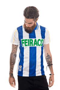 1999-2000 Deportivo FEIRACO replica retro football shirt