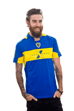 Load image into Gallery viewer, 2005 Boca 100 year Centenary home retro replica football shirt