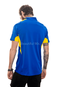 2005 Boca 100 year Centenary home retro replica football shirt