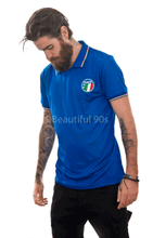 Load image into Gallery viewer, 1986 Italy home replica retro football shirt