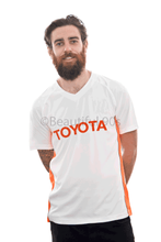 Load image into Gallery viewer, 2006 Valencia Toyota home replica retro football shirt