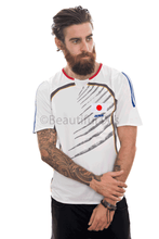 Load image into Gallery viewer, 2006 Japan away replica retro football shirt
