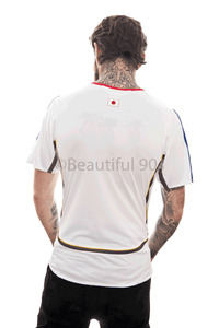 2006 Japan away replica retro football shirt