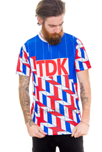Load image into Gallery viewer, 1990 Amsterdam away replica retro football shirt