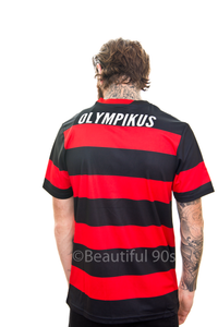 2009 Flamengo replica retro football shirt