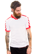 Load image into Gallery viewer, 1998 Denmark away replica retro football shirt