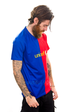 Load image into Gallery viewer, 2008-2009 Barcelona Unicef home replica retro football shirt
