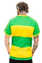 Load image into Gallery viewer, 2004 Flamengo Green Yellow replica retro football shirt
