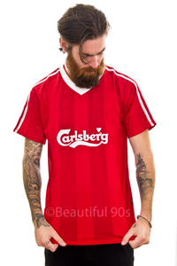 1996-1997 Liverpool replica retro football shirt