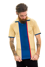 Load image into Gallery viewer, 2002 Barcelona away replica retro football shirt