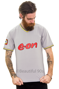 2000 Dortmund away replica retro football shirt