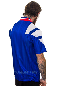1992-1994 Rangers home replica retro football shirt