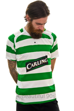 Load image into Gallery viewer, 2005-2006 Celtic home replica retro football shirt