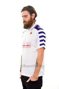 1998 Fiorentina away replica retro football shirt