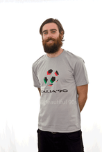 Load image into Gallery viewer, Italia '90 1990 World Cup logo t-shirt