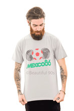 Load image into Gallery viewer, Mexico 86 1986 World Cup logo t-shirt