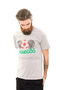Mexico 86 1986 World Cup logo t-shirt
