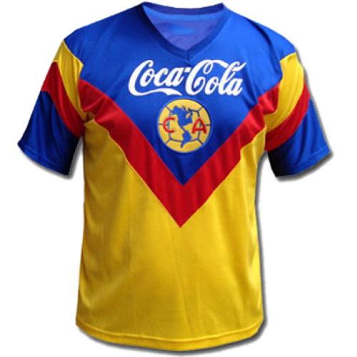 1993-1994 Club America home shirt