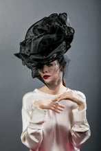 """Anna Karenina"" Rose Hat"