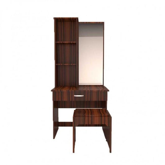 Caramia Dressing Table In Dark Brown