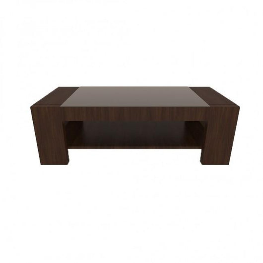 Addams Brown Wooden Centre Table