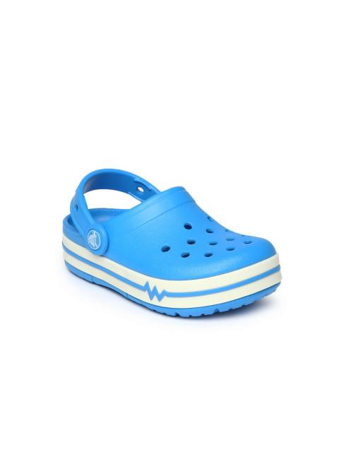 Dunsinky Blue Clogs Shoes