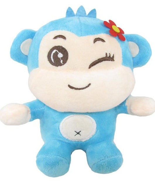 Dintanno Blue Stuffed Animal