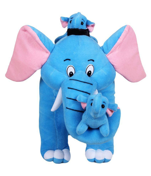 Dintanno Blue Soft Toy Set