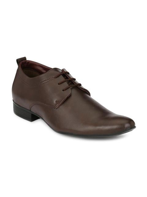 Fastalas Coffee Brown Formal Shoes