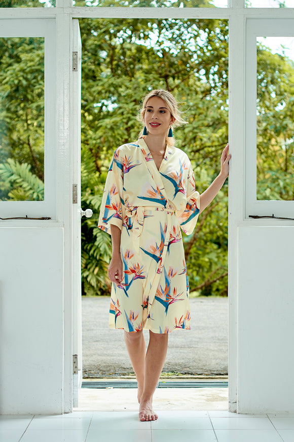 Birds of Paradise (Midi) - The Mariposa Collection