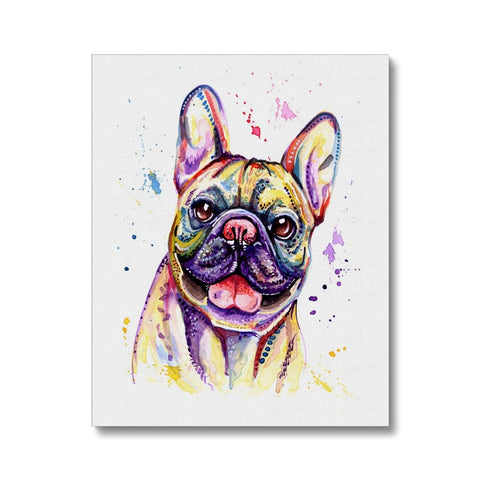 French Bulldog Canvasses