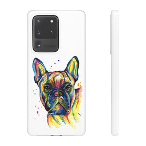 French Bulldog Phone Cases - 'Hello'