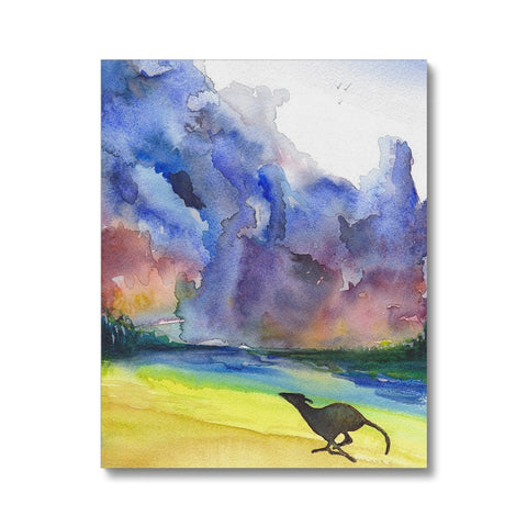 Greyhound Canvas Prints